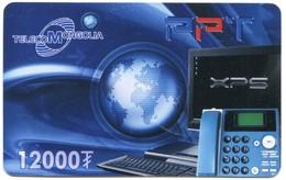 Telecom Mongolia - PPT Xps Device (Prepaid Card) - Mongolia