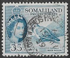 Somaliland Protectorate SG142 1953 Definitive 35c Good/fine Used [37/30923/2D] - Somaliland (Protectorate ...-1959)