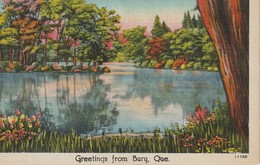 Greetings From Bury, Quebec - Quebec