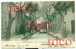 FRANCE MARSEILLE, Saint-Barthélemy, Le Grand Boulevard - Altri