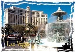Bellagio Hotel Casino, Las Vegas, Nevada, USA Unused - Las Vegas