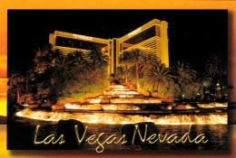 Mirage Casino Resort By Night, Nevada, USA Unused - Las Vegas