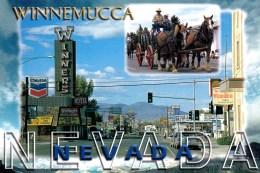 Winnemucca, Nevada, USA Unused - United States