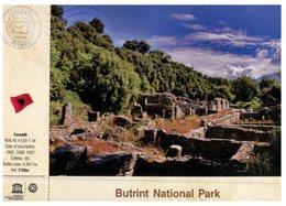 (654) Albania - Butrint National Park - Albania