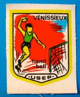 ECUSSON EN TISSU VENISSIEUX HAND-BAL USEP - Patches