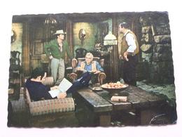 """ ADAM - LITTLE JOE - BEN & HOSS "" BONANZA - Anno 1966 ( Zie Foto Details ) !! - Artistes"
