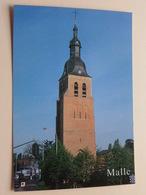 MALLE ( Oostmalle ) ST. LAURENTIUSTOREN Overblijfsel Van De Kerk ( Tornado ) Anno ....( Zie Foto's ) ! - Brecht