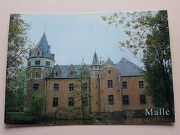 MALLE ( Oostmalle ) KASTEEL DE RENESSE Met Mooi Park () Anno ....( Zie Foto's ) ! - Malle