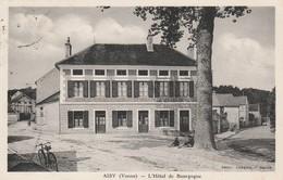 89 - AISY - L' Hôtel De Bourgogne - France