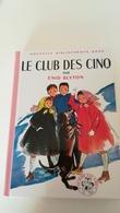 LE CLUB DES CINQ - Livres, BD, Revues