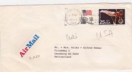 Brief In Die Schweiz (br4351) - Covers & Documents