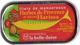 Proche De La Puxisardinophilie - Boite à Maquereaux Herbes De Provence Harissa (vide)  - La Belle-iloise - Autres Collections