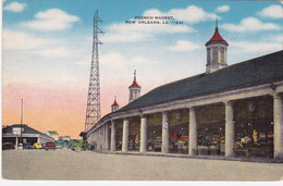 French Market, New Orleans, LA (br4362) - New Orleans