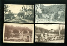 Lot De 20 Cartes Postales De France  Creuse    Lot Van 20 Postkaarten Van Frankrijk ( 23 ) - 20 Scans - Postkaarten