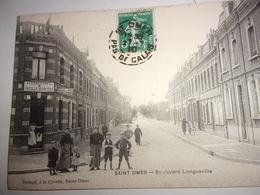 Saint Omer Boulevard Longueville - Saint Omer