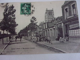 Saint Omer Boulevard Vauban - Saint Omer