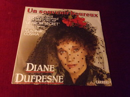 DIANE DUFRESNE  °  UN SOUVENIR HEUREUX SERIE TV FR3 LE TIROIR SECRET - Soundtracks, Film Music