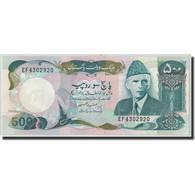 Billet, Pakistan, 500 Rupees, Undated (1986- ), KM:42, SPL - Pakistan