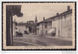 01) NEUVILLE Les DAMES (Ain)  Route De BOURG - Sin Clasificación