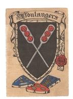 Boulangers Heraldry, Héraldique Armoire M.Barré & J.Dayez (52-40) - France