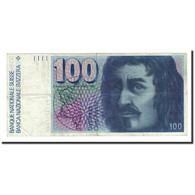 Billet, Suisse, 100 Franken, 1975, KM:57a, TTB - Suiza