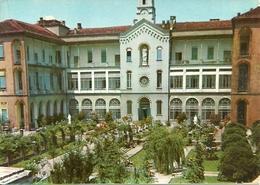 """Milano (Lombardia) Istituto """"Piccole Suore Dei Poveri"""" Via Orti, Giardino - Milano (Milan)"""