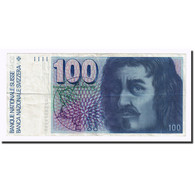 Billet, Suisse, 100 Franken, 1977, KM:57b, TTB - Switzerland