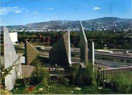 Caracas Monumento En La Avenida Bocaya - Venezuela