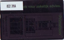 Telefoonkaart  LANDIS&GYR  NEDERLAND * RCZ.822  311A *  Primafoon Leeuwarden... * TK * ONGEBRUIKT * MINT - Privé