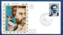 Monaco-  1 Er Jour -- Johann Straus - 12/11/1975 - FDC