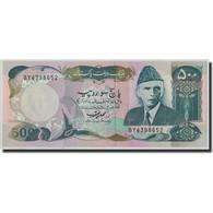 Billet, Pakistan, 500 Rupees, Undated (1986- ), KM:42, SUP - Pakistan