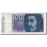 Billet, Suisse, 100 Franken, 1977, KM:57b, TTB - Suiza