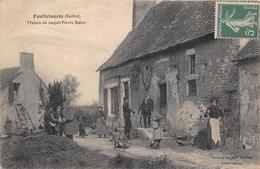 ¤¤  -  FOULLETOURTE   -  Maison Où Naqit Pierre Belon  -  Ferme    -  ¤¤ - France