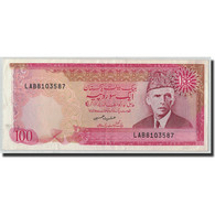 Billet, Pakistan, 100 Rupees, Undated (1986- ), KM:41, TTB+ - Pakistan