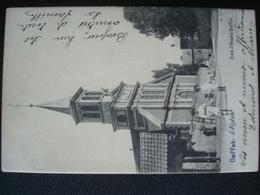 OUFFET : L'église En 1904 - Ouffet