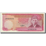 Billet, Pakistan, 100 Rupees, Undated (1986- ), KM:41, SPL - Pakistan