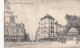 BRUXELLES / BRUSSEL / PORTE DE LOUVAIN - Marktpleinen, Pleinen