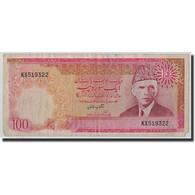 Billet, Pakistan, 100 Rupees, Undated (1976-84), KM:31, B - Pakistan