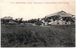 COCHINCHINE - CHOLON - Hopital Drouhet - Pavillon Des Dames Et Salle De Chirurgie - Vietnam