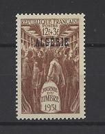 ALGERIE . YT 287 Neuf *   Journée Du Timbre  1951 - Algerien (1924-1962)