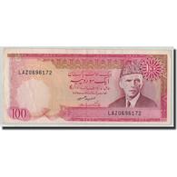 Billet, Pakistan, 100 Rupees, Undated (1986- ), KM:41, TTB - Pakistan