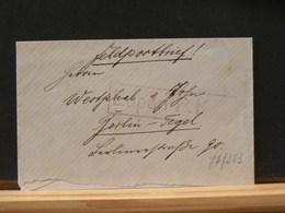 77/254     FELDPOSTKORRESP.  KARTE  1916 CENSURE PRISONNIER DE GUERRE TIMBRE MANQUANT - Covers & Documents