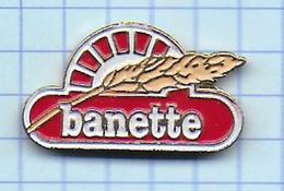 Pin's Pins / Beau  ALIMENTATION : PAIN BANETTE  Epi Blé - Food