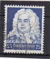 Deutsches Reich, Nr. 575 I, Gest. (T 6284) - Abarten