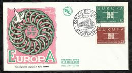 CONSEIL DE L'EUROPE . EUROPA . 14 SEPTEMBRE 1963 . STRASBOURG . - 1960-1969