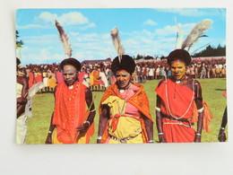 C.P.A. : KENYA , KIKUYU Dancers, Stamp 1963 - Kenya
