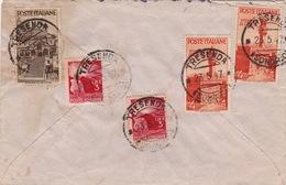 Brief In Die Schweiz (br4399) - 6. 1946-.. Republic