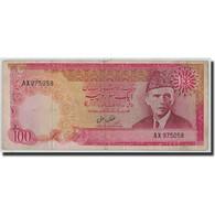 Billet, Pakistan, 100 Rupees, Undated (1976-84), KM:31, TB - Pakistan