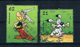 BRD/Bund 2015 Asterix Mi.Nr. 3175/77 Gestempelt - Used Stamps