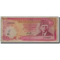 Billet, Pakistan, 100 Rupees, Undated (1976-84), KM:31, B+ - Pakistan